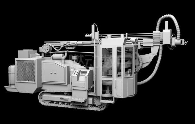 工业三维动画——采矿