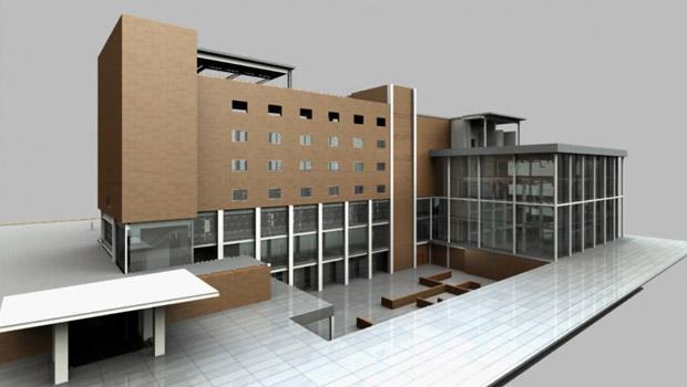 建筑施工三维动画